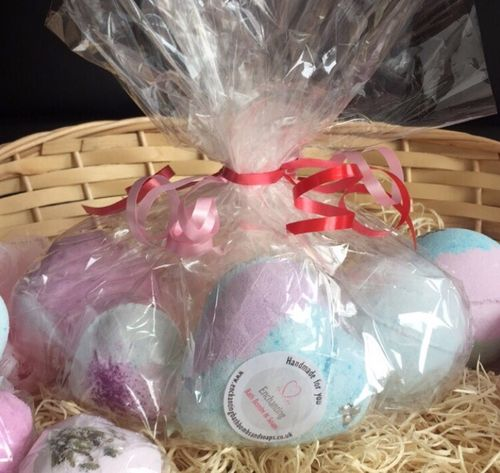 10 Piece Bath Bomb Gift Set