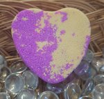 Berrylisious Heart Bath Bomb
